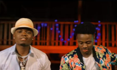 "Tanzanian singer Harmonize teams up with Korede Bello on New Music Video ""Shulala"" 
