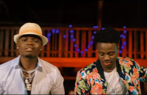 """Tanzanian singer Harmonize teams up with Korede Bello on New Music Video """"Shulala"""" 