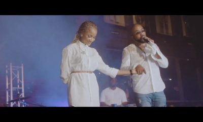Babies, Bae, Band and a surprise Duet! A day in the Life of Banky W   WATCH