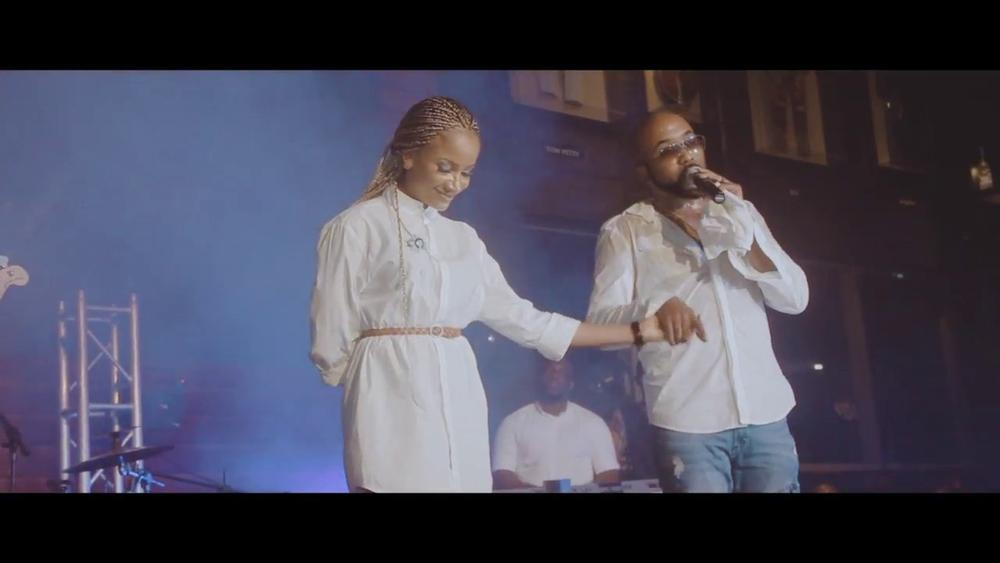 Babies, Bae, Band and a surprise Duet! A day in the Life of Banky W | WATCH