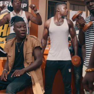 New Video: Stonebwoy - Hero