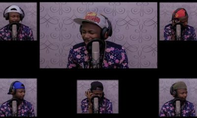 "BellaNaija - ""What will I give"" - EmmaOhMaGod's Worships the Lord in New Video 