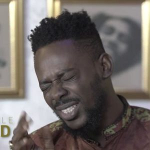 "Adekunle Gold in his 79th Element! Watch Live Recording Session for his New Single ""Money"""