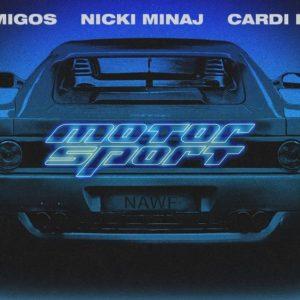 "Migos, Nicki Minaj & Cardi B team up on New Single ""Motor Sport"" | Listen on BN"