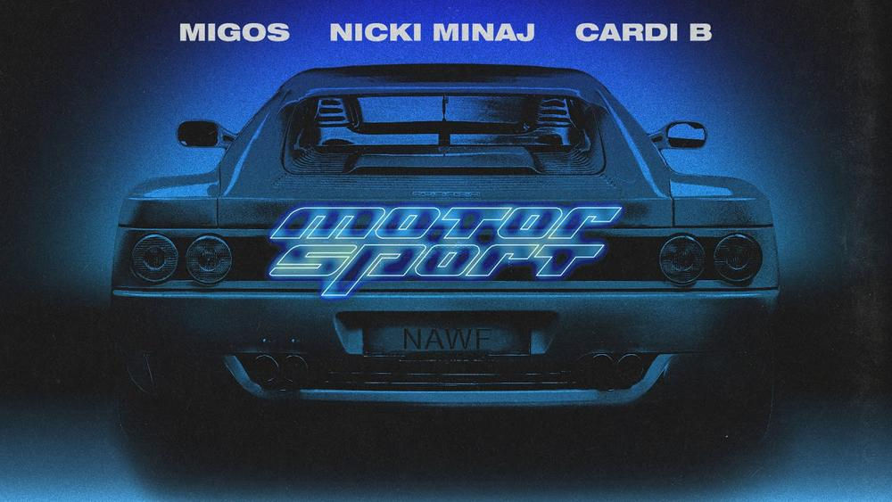 "Migos, Nicki Minaj & Cardi B team up on New Single ""Motor Sport"" 