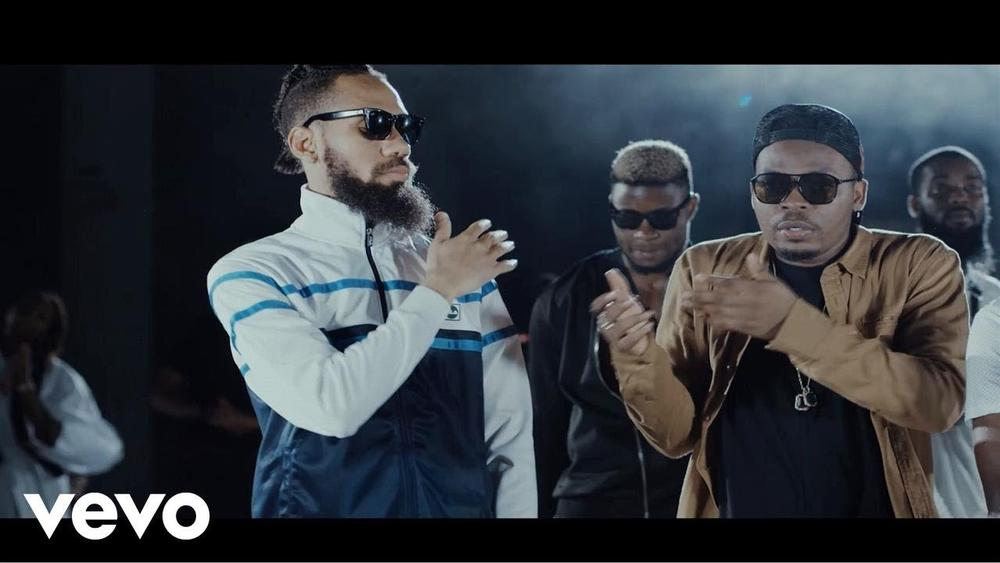 New Video: Phyno feat. Olamide - Augment
