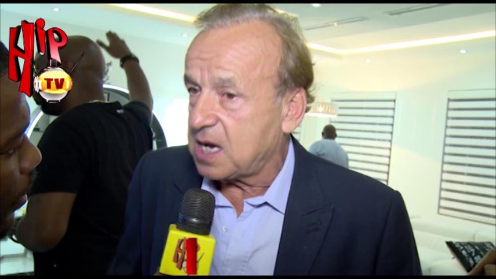 I don't have any plan to replace Mikel as captain of Super Eagles - Gernot Rohr   WATCH