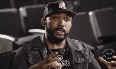 I always knew I was going to progress into filmmaking - Banky W on his time at New York Film Academy | WATCH