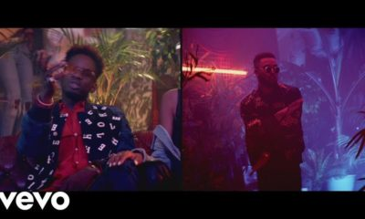 "Yungen & Mr Eazi bring their A Game in New Music Video ""All Night"" 