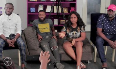 """BellaNaija - """"Is it fair for a man to solely pay the bills in the home"""" - #GreyRoomNG's First Episode sparks debate on #TwitterNG 