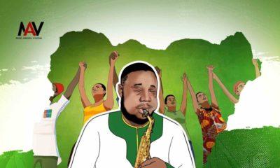 "BellaNaija - Mike Aremu advocates for peaceful resolve & One Nigeria with New Single ""Nigeria Fiful"" | Listen on BN"