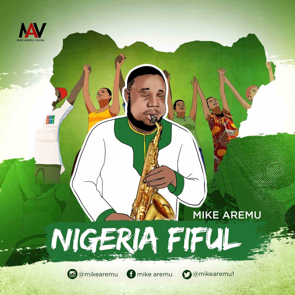 "BellaNaija - Mike Aremu advocates for peaceful resolve & One Nigeria with New Single ""Nigeria Fiful"" 