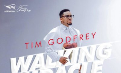 New Music: Tim Godfrey - Walking Miracle