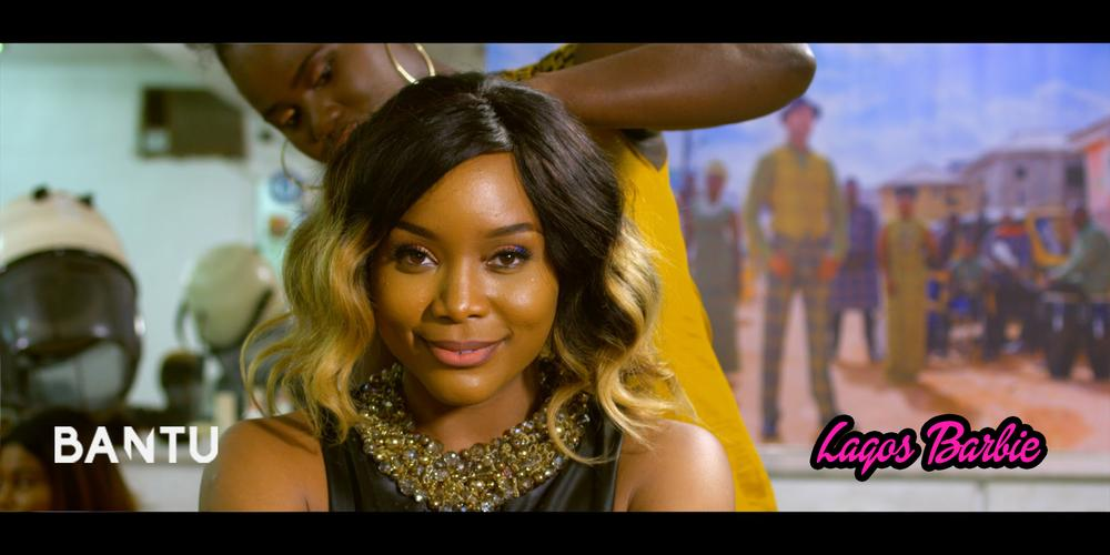 "Off their New Album ""Agberos International"" BANTU present Music Video for ""Lagos Barbie"" 