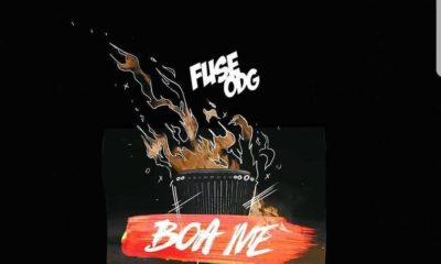 "Fuse ODG teams up with Ed Sheeran & Mugeez on New Single ""Boa Me"" 