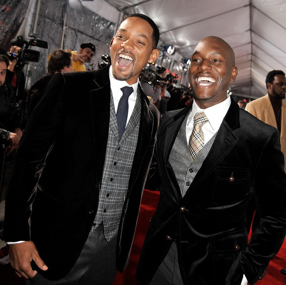 "Will & Jada Pinkett Smith gave me $5Million to keep me ""afloat"" - Tyrese"