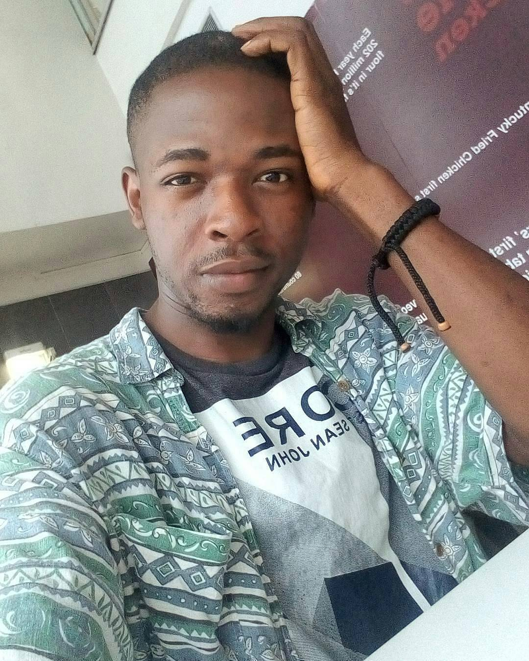 Johnny Drille reveals fungal infection made him cut his hair