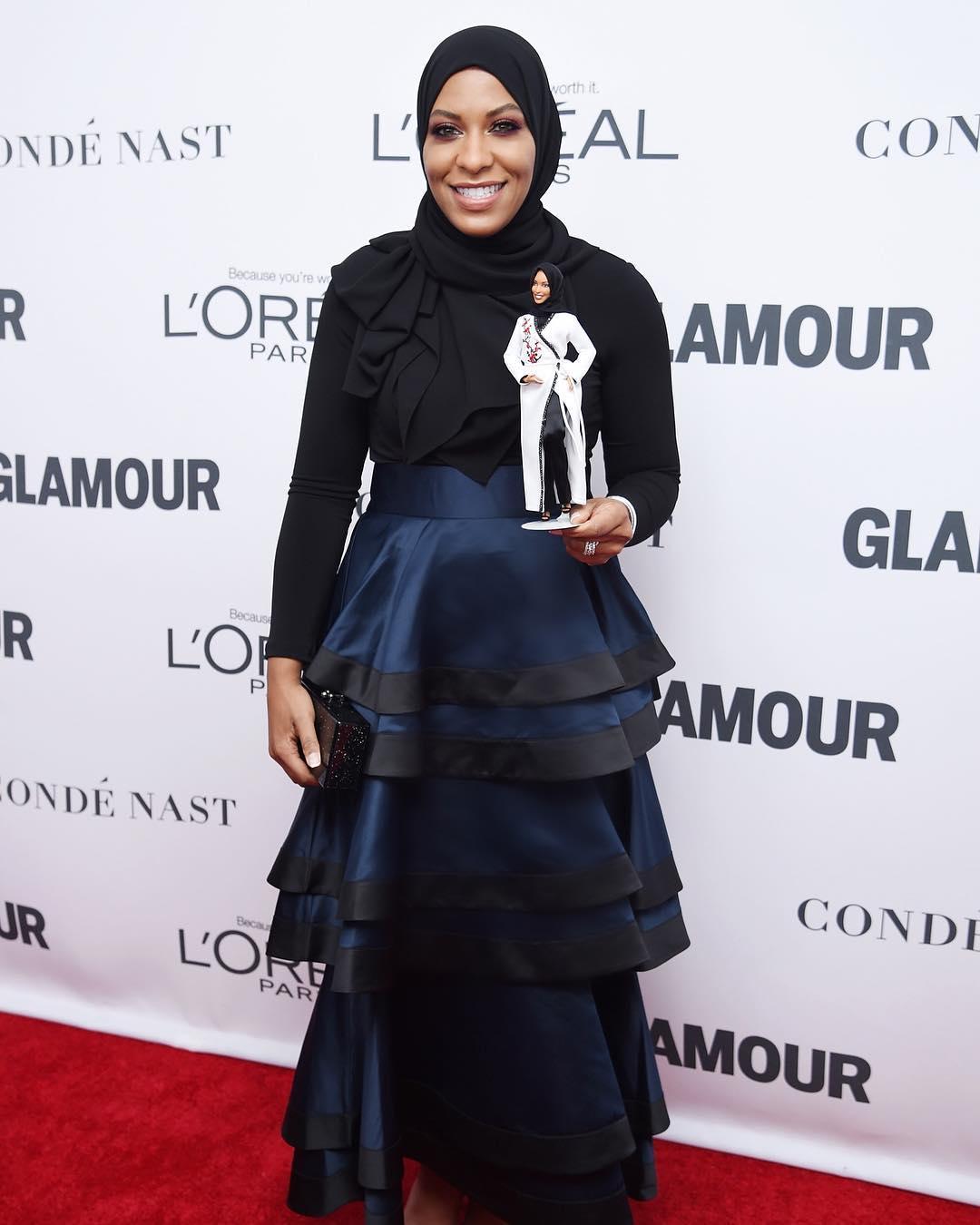 First hijab-wearing Barbie to honor USA fencer Ibtihaj Muhammad
