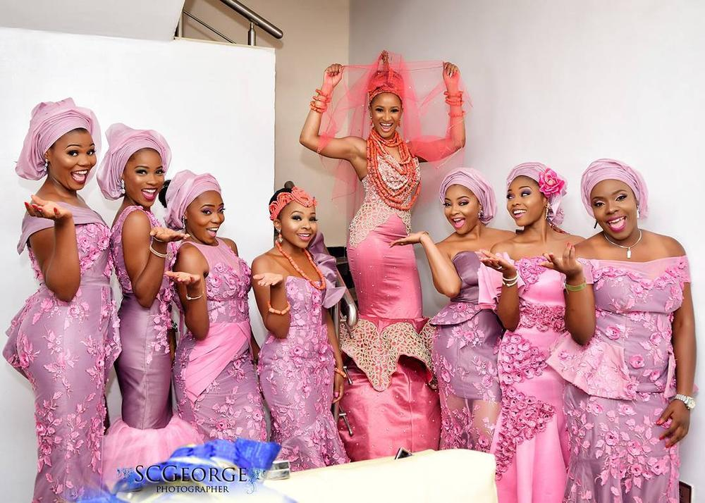 Image result for adesua etomi and banky w