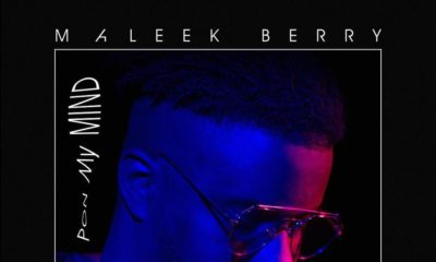 "Maleek Berry's New Single ""Pon My Mind"" ushers in the ""First Daze of Winter"" 