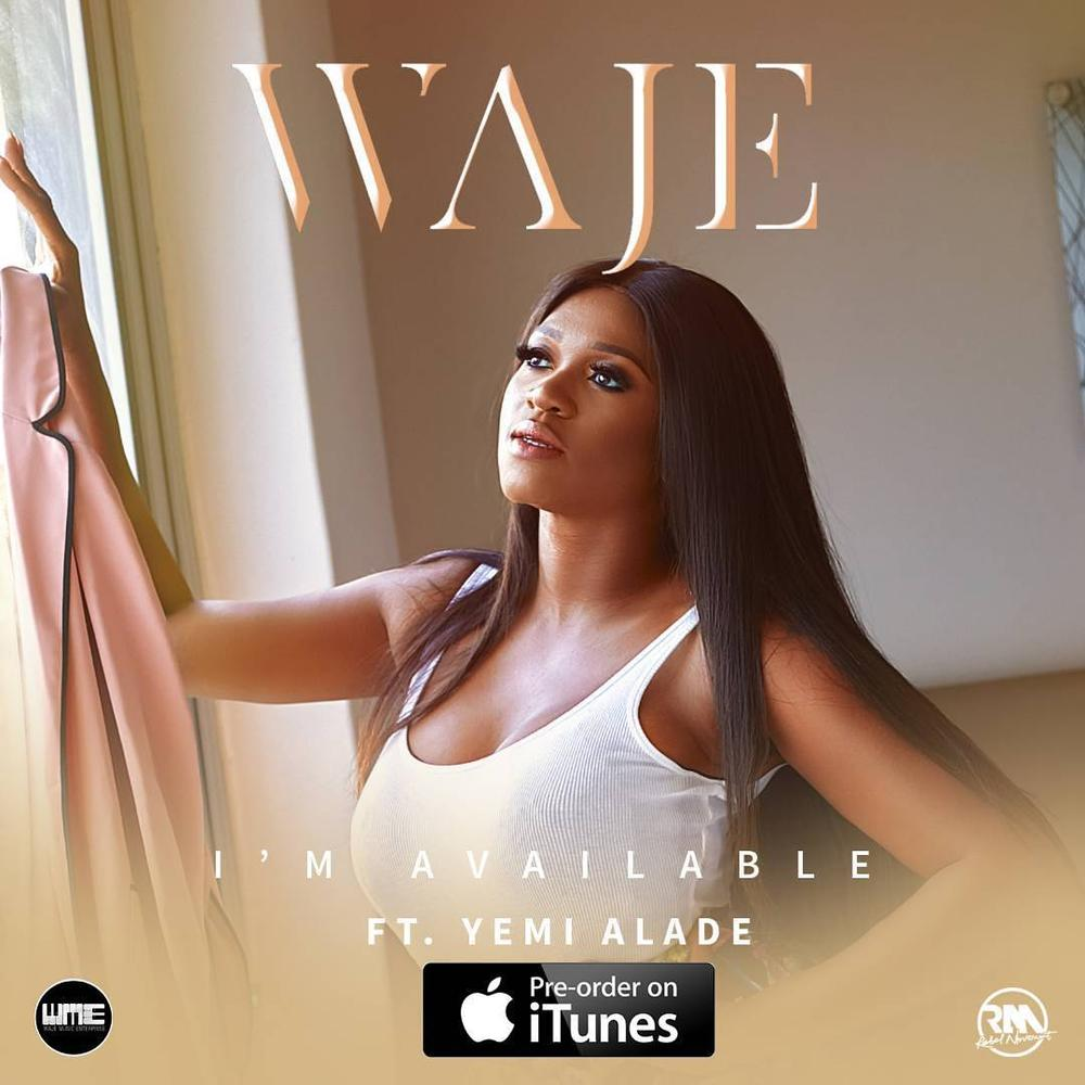 "Waje & Yemi Alade are total barbies as they gear up to release New Single ""I'm Available"""