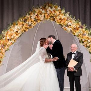 Tennis Champion Serena Williams and Alexis Ohanian's Fairytale Wedding