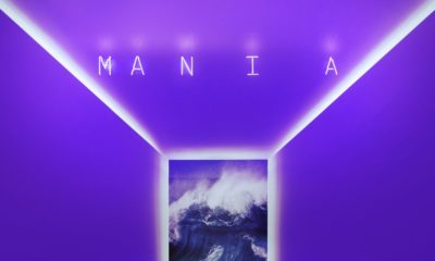 """Wave Making! Burna Boy features on Fall Out Boy's Forthcoming """"Mania"""" album"""