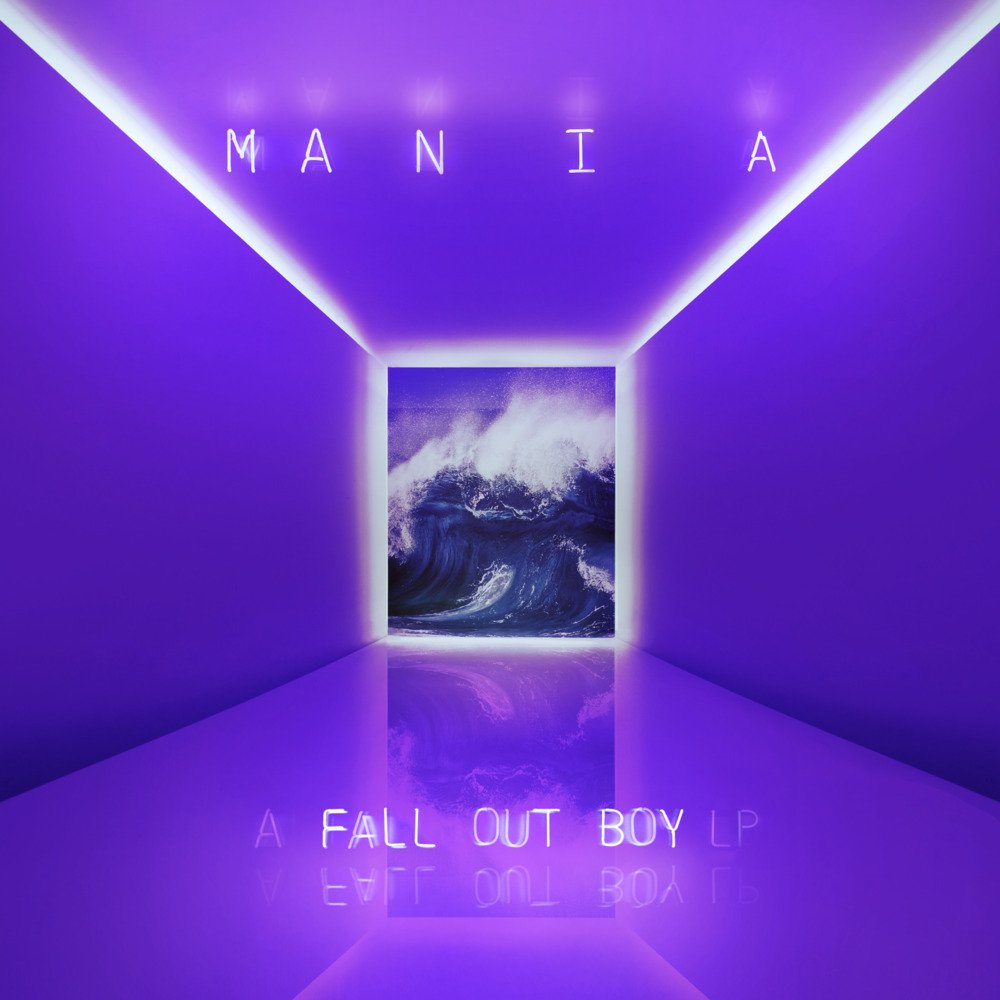 "Wave Making! Burna Boy features on Fall Out Boy's Forthcoming ""Mania"" album"