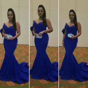 Omotola Jalade-Ekeinde, Kate Henshaw, Osas Ajibade all Glam'd Up for #AFRIFF2017 - BellaNaija