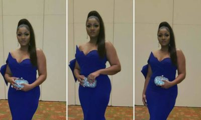 Omotola Jalade-Ekeinde, Kate Henshaw, Osas Ajibade all Glam'd Up for #AFRIFF2017 - BellaNaija
