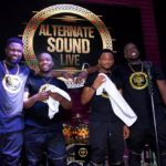 Praiz, Kaffy, Terry Apala rock the stage with Alternate Sound at their Live Concert