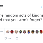 Twitter Users share Random Acts of Kindness they have Experienced and it is the Most Beautiful Thing - BellaNaija