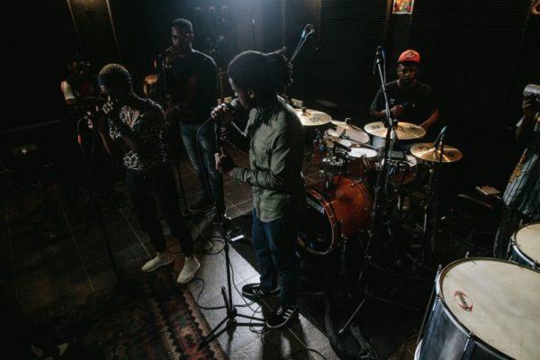 Poe, Wavy the Creator, Tomi Thomas & Aye tune up for Art X Live! - BellaNaija