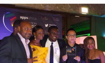 Boomplay Music bags Best African App award