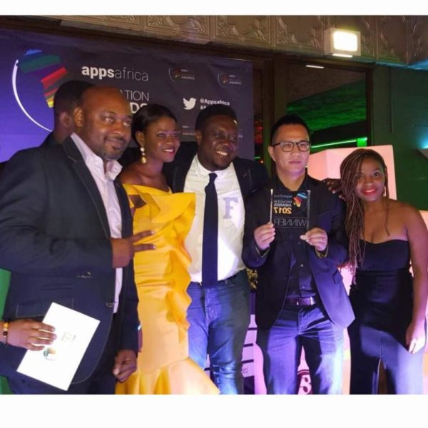 Boomplay Music bags Best African App award