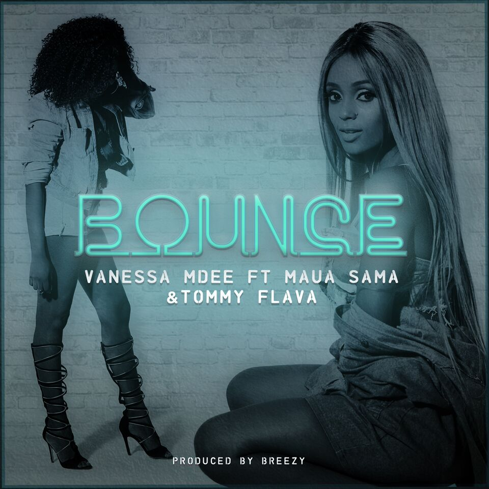 New Music + Video: Vanessa Mdee - Bounce