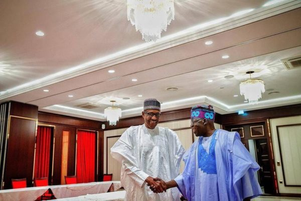 Buhari, Ameachi, Fayose commiserate with Tinubu after Son's Death - BellaNaija