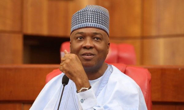 Saraki says IG of Police is trying to Implicate him in Kwara Suspects' Trial | BellaNaija