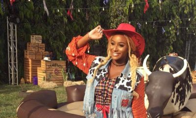 #CuppysRanch: DJ Cuppy celebrates Birthday with Ranch Themed Party - BellaNaija