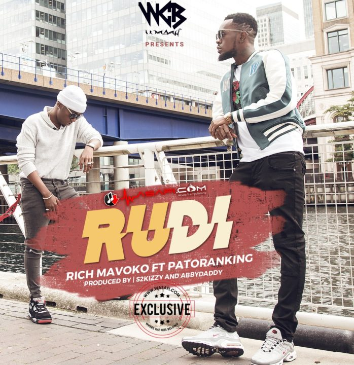 "Tanzanian act Rich Mavoko collaborates with Patoranking on New Music Video ""Rudi"" 