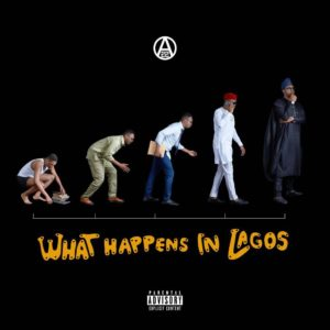 "Ajebutter22 unveils Cover Art & Release Date for New Album ""What Happens in Lagos"""