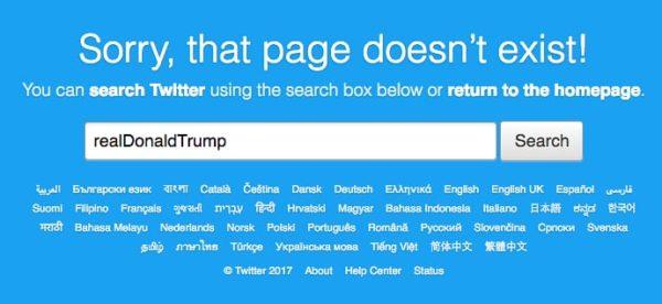 Twitter Employee deactivates Trump's Account- BellaNaija