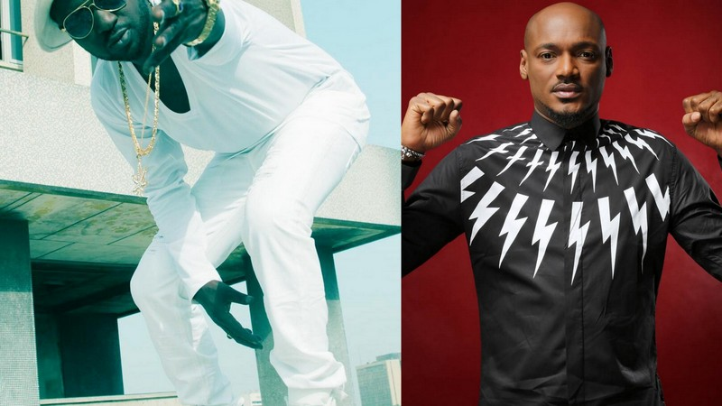 """Blackface releases 2014 conversation between himself and 2Baba over Controversial song """"Let Somebody Love You"""""""