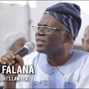 """9 or 10 of the 20 richest pastors are from Nigeria, yet our people are getting poorer"" - Femi Falana - BellaNaija"