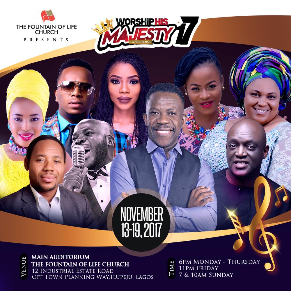 Fountain of Life Church Annual Worship Conference