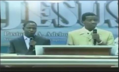 Freeze shares video of Pastor Adeboye asking for N1 Billion Donation - BellaNaija