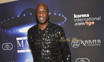 Lamar Odom reportedly collapses in L.A Nightclub