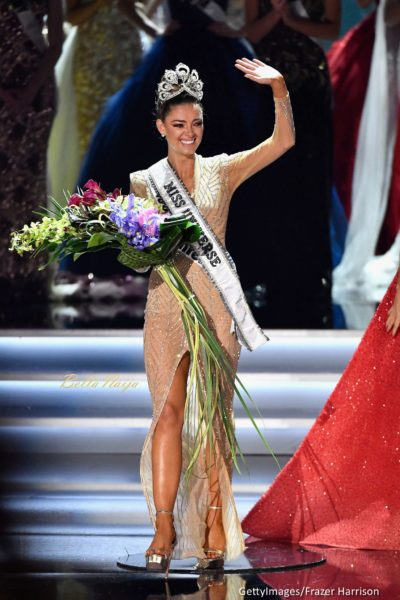 Miss Universe 2017 And The Winner Is South Africas