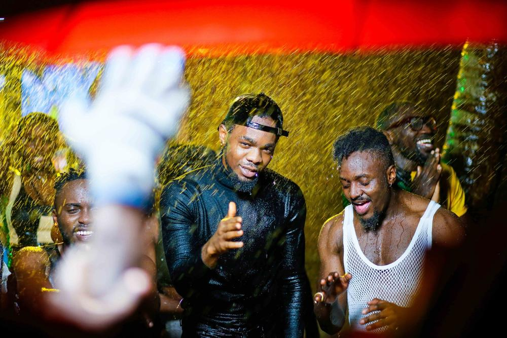 Sauti Sol & Patoranking are cooking up something!
