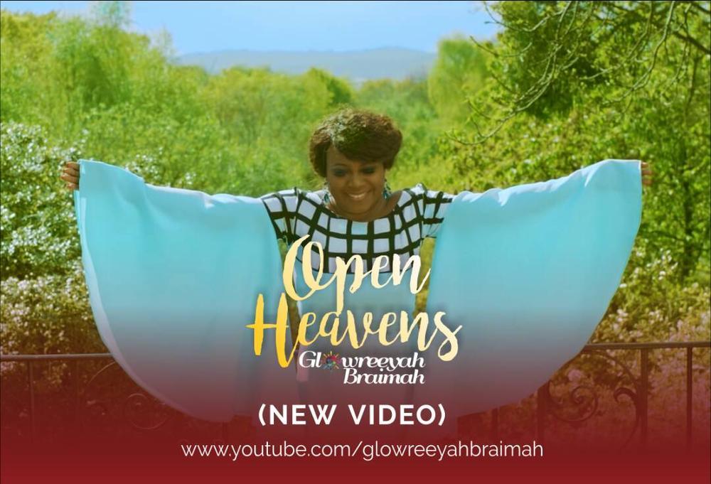 New Video: Glowreeyah Braimah - Open Heavens